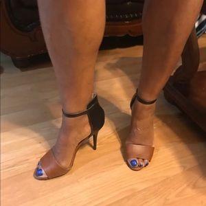 Black / Brown Heels -  new